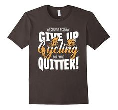 www.amazon.com: I Could Give Up Cycling But.. Cycling T-Shirt: Clothing