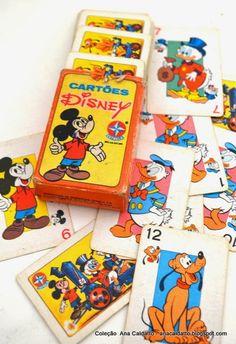 Brinquedos Disney fabricado e distribuido no Brasil pela marca Estrela