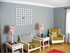 Как украсить дом на 14 февраля Источник: http://knitly.com/6214