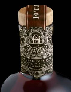 Don Papa 10 Year Old on Packaging of the World - Creative Package Design Gallery Tequila, Vodka, Cool Packaging, Beverage Packaging, Bottle Packaging, Brand Packaging, Design Packaging, Coffee Packaging, Packaging Ideas