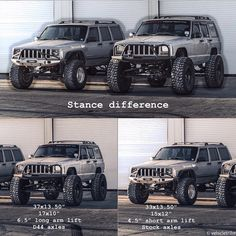 Jeep Cherokee XJ stance - The Effective Pictures We Offer You About Jeeps offroad A quality picture can tell you many things - Cherokee History, Jeep Cherokee Sport, Jeep Grand Cherokee, Cherokee Srt8, Cherokee North Carolina, Car Camper, Campers, Jeep Xj Mods, Jeep Truck