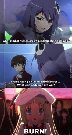 The world god only knows - anime
