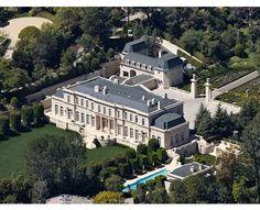 41 Mega Mansions - From Mariah Carey's Digs