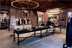 Retail Design by Commune Design  Los Angeles, California 2008
