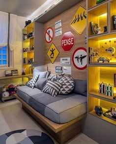 Boys bedrooms furniture can also be fun! Discover more ideas and inspirations with Circu Magical furniture.