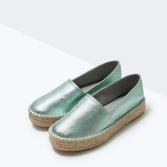 Image 5 of PLATFORM ESPADRILLE from Zara