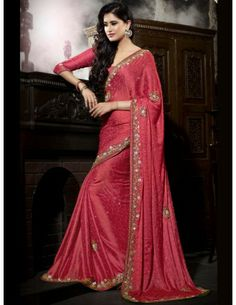 Buy Exceptional Party Wear Saree Online. http://www.bharatplaza.com/new-arrivals/sarees.html
