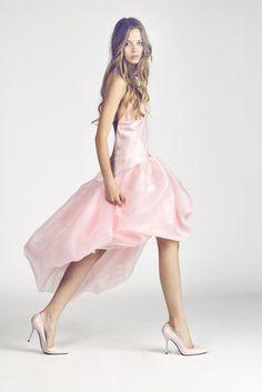 Sukienka Pink Touch 3   Lana Nguyen   SHOWROOM