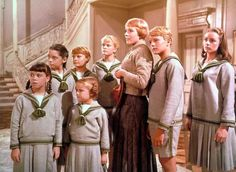 They were the seven Von Trapp children who charmed the world as in the 1965 classic. But where are they now?