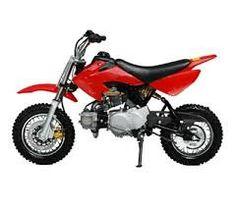TaoTao 90cc Small Kids Dirt Bike - ATD90-A - M.S.R.P. $1198.00