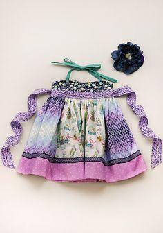TINY TERRARIUM PANELED ELLIE DRESS  $62.00 | Code: P15SD86 8198