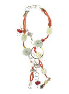 Christian Astuguevieille  Dream Catcher Necklace