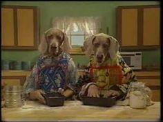 Sesame Street - Dogs bake homemade bread