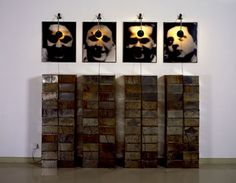 Christian Boltanski, Altar, Reliquaires, 1988