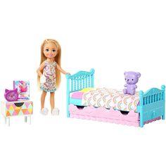 New Release BARBIE Chelsea Doll BOY Dreamtopia BLONDE Crown TOMMY Kelly