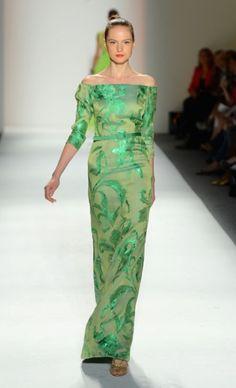 FARAH ANGSANA Mercedes-Benz Fashion Week : Spring 2013
