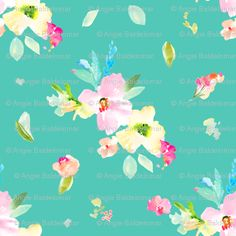 Gemma Florals Tossed