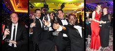 Congratulations! Winners at Hotel Cateys 2012