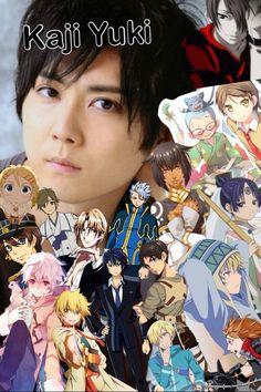 Talented seiyuu to listen for: Yuki KAJI