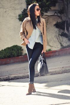 9to5Chic: Effortless Edge