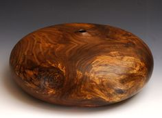 Gordon Browning wood turned vessels
