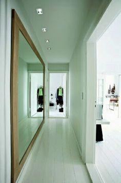 Photo - Google Photos great way to open a narrow corridor