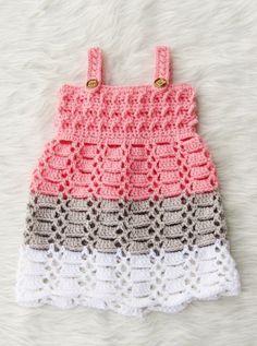 Crochet Baby Dress Pattern Crochet Dress Pattern Crochet Sun