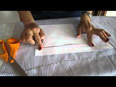 Zapatitos de bebé con patrón | Videotutorial - YouTube