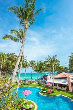 ★★★ Baan Samui Resort #Pool #Chaweng #Samui #Thailand