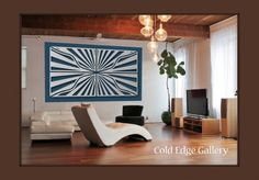 "Decor Abstract Contemporary Modern Sculpture "" Edge of Light"" Modern Metal Wall Art, Large Metal Wall Art, Modern Luxury, Modern Contemporary, Glittering Lights, Wall Anchors, Modern Sculpture, Modern Lighting, Luxury Homes"
