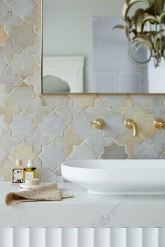 Bird Bathroom, Bathroom Renos, Bathroom Renovations, Pastel Bathroom, Bathroom Inspo, Bathrooms, Bathroom Interior Design, Interior Decorating, Three Birds Renovations
