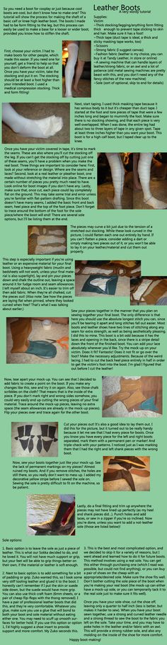 Cosplay Boothttp://pinterest.com/pin/create/bookmarklet/?media=http%3A%2F%2Ffc09.deviantart.net%2Ffs71%2Ff%2F2011%2F334%2F2%2F9%2Fleather_boot_tutorial_by_harmoniccosplay-d4ht4ua.jpg=http%3A%2F%2Fharmoniccosplay.deviantart.com%2Fart%2FLeather-Boot-Tutorial-271777474=alt=Leather%20Boot%20Tutorial%20by%20~HarmonicCosplay%20on%20deviantART_video=false