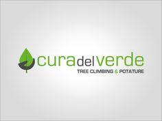 Logo Design: Cura del Verde