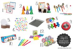 I Asked, You Answered! Top 13 Guided Reading Tools - A Modern Teacher