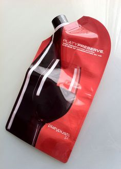 PlatyPreserve wine bag