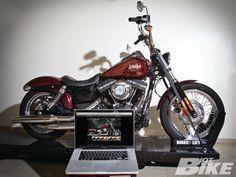 2013 Harley-Davidson Street Bob Road Test | iStreet Bob