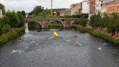 Campeonato gallego de Triatlon de categorías menores 2012