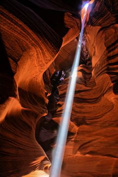 Antelope Canyon - collection of geological photographs...