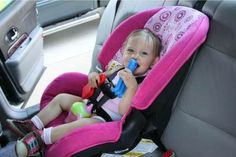 Convertible Car Seat Cosco Scenera Clementine Baby Gear Girl Pink Free Shipping. #Cosco