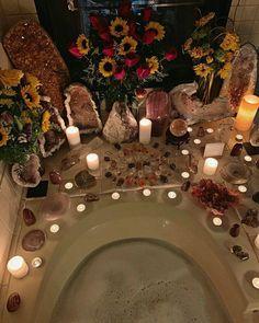 Crystal bath x
