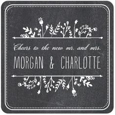 My Own Labels is Now Evermine! Create custom labels and gift items for weddings, canning, wine & beer bottles, bookplates and more! Ships 24-48hrs. 100% Guarantee! Chalkboard save the date