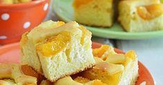 Túrós-barackos álom Queso, Cornbread, Ale, Cheesecake, Ethnic Recipes, Desserts, Food, Fat Bombs, Pastries