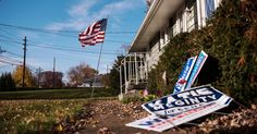 Families around the country are facing, or even skipping, uncomfortable holidays as the election's repercussions enter people's lives.