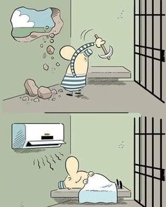 30 fun memes of the day Satire, Pictures With Deep Meaning, Satirical Illustrations, Meaningful Pictures, Jokes And Riddles, Motivational Picture Quotes, Funny Comic Strips, Deep Art, Funny Comics
