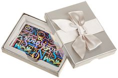 Nordstrom $200 Gift Card - In a Gift Box Nordstrom, one of the nation's leading fashion specialty retailers, offers a large selection of  Read more http://cosmeticcastle.net/nordstrom-200-gift-card-in-a-gift-box/  Visit http://cosmeticcastle.net to read cosmetic reviews