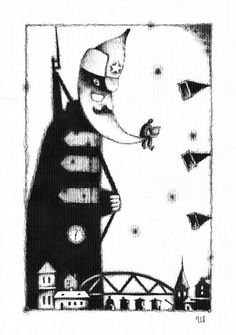 Big Brother by Eugene Ivanov. #eugeneivanov #gulag #genocide #solzhenitsyn #camps #russian #archipelago #prison #soviet #russia #war #freedom #stalin #putin #lenin #human_rights #gulag_archipelago #@eugene_1_ivanov