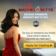 The Bachelor, The Bachelorette, The Bachelor Pad: Watch videos, catch up with cast, apply to be a contestant