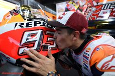 Marc Marquez マルク・マルケス Marc Marquez, Motogp, Football Helmets, Circuit, Race Cars, Champion, Racing, Japan, F1 News