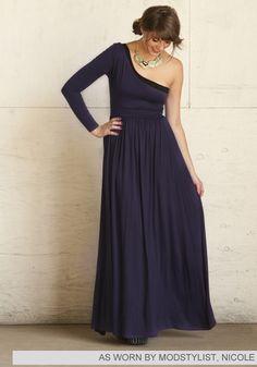 Wonderfully Wearable One-Shoulder Bra in Black, #ModCloth
