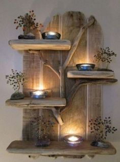 HomelySmart | 13 Simple Pallet DIYs To Make For Your Home